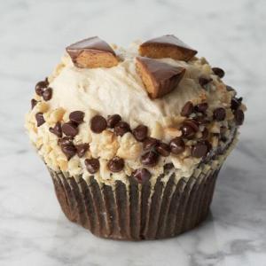 Crumbs Giant Cupcake